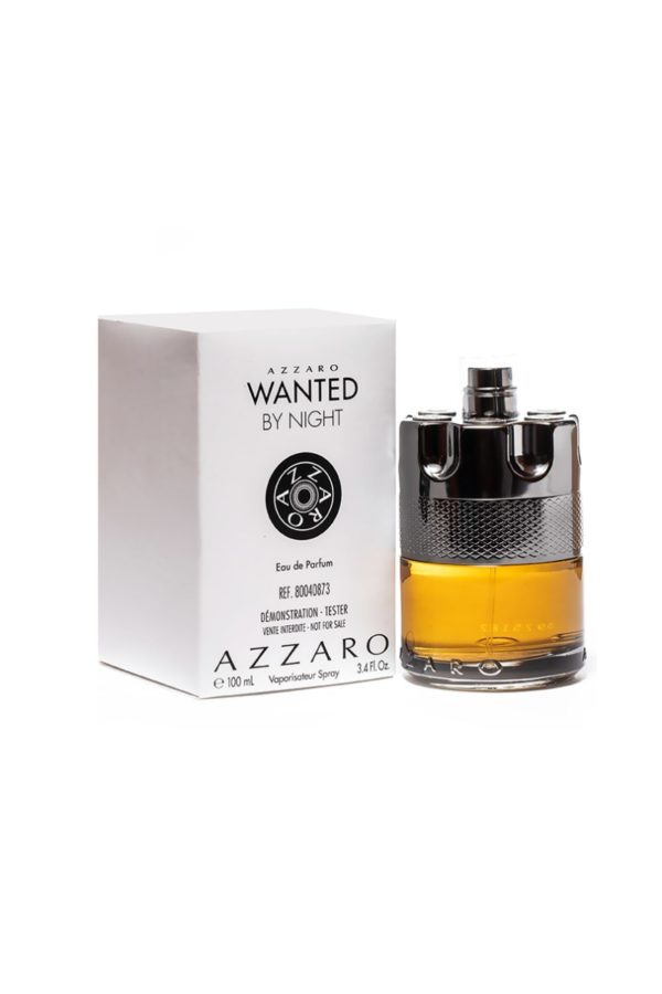 Azzaro Wanted by night edp 100ml tester