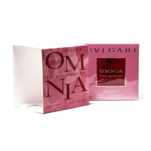 Bvlgari Omnia Pink Sapphire edt 65ml